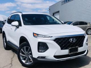 Used 2019 Hyundai Santa Fe |AWD|LANE ASSIST|ADAPTIVE CRUISE|REAR VIEW|BACKUP SENSORS| for sale in Brampton, ON