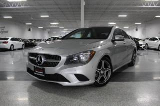 Used 2015 Mercedes-Benz CLA-Class CLA250 4MATIC I NAVIGATION I LEATHER I HEATED SEATS I BT for sale in Mississauga, ON