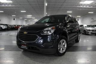 Used 2016 Chevrolet Equinox BIG SCREEN I REAR CAM I KEYLESS ENTRY I POWER OPTIONS I BT for sale in Mississauga, ON