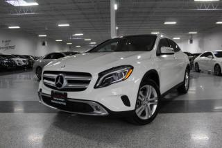 Used 2016 Mercedes-Benz GLA GLA250 4MATIC I NO ACCIDENTS I NAVIGATION I SUNROOF I BT for sale in Mississauga, ON