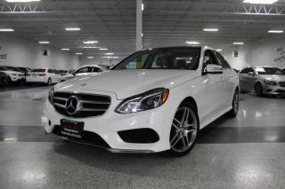 Used 2016 Mercedes-Benz E-Class E250 BLUETEC I A.M.G I NO ACCIDENTS I NAVIGATION I 360 CAM for sale in Mississauga, ON
