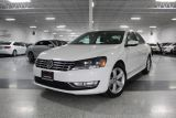 2012 Volkswagen Passat TDI I NO ACCIDENTS I LEATHER I SUNROOF I HEATED SEATS I BT