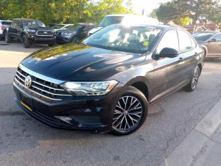 Used 2019 Volkswagen Jetta Highline Auto   | LEATHER | SUNROOF for sale in Toronto, ON