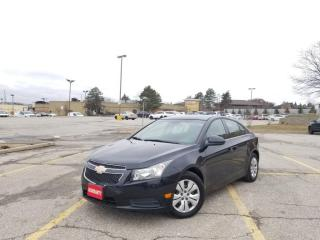Used 2012 Chevrolet Cruze 4dr Sdn LT Turbo w/1SA for sale in Mississauga, ON