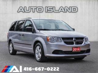 Used 2014 Dodge Grand Caravan 4DR WGN for sale in North York, ON