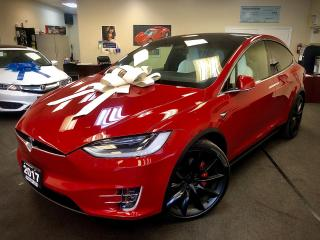 Used 2017 Tesla Model X P100DL Ludicrous  22 Alloys/7 Seater/Performance for sale in Mississauga, ON