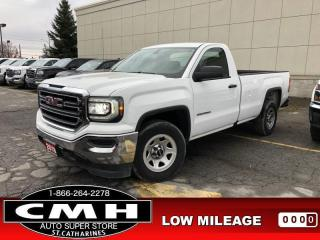 Used 2018 GMC Sierra 1500 5.3L CAM 10W-PSEAT 8 -TOUCH BT for sale in St. Catharines, ON