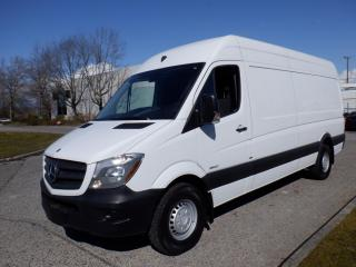 Used 2015 Mercedes-Benz Sprinter 2500 High Roof 170-in. WB  Cargo Van Diesel for sale in Burnaby, BC