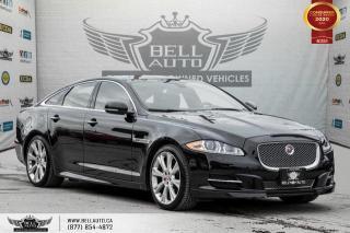 Used 2015 Jaguar XJ Premium Luxury, NO ACCIDENT, AWD, NAVI, REAR CAM, B.SPOT for sale in Toronto, ON
