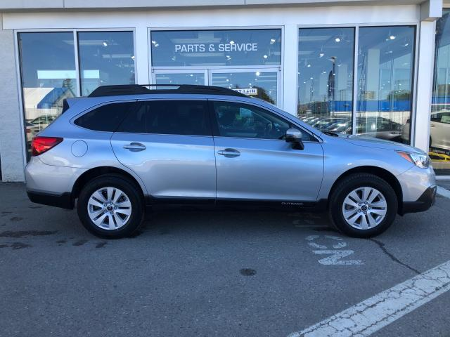 2017 Subaru Outback 2.5I TOURING EYESIGHT
