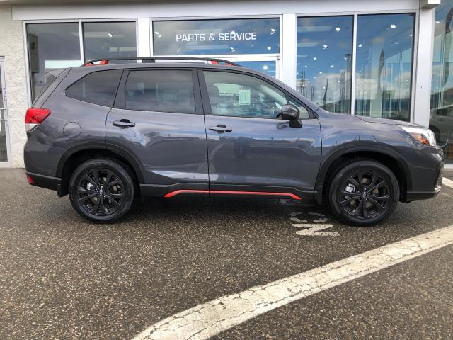 2020 Subaru Forester 2.5 SPORT EYESIGHT