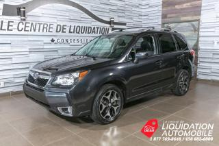 Used 2016 Subaru Forester XT Touring+GR/ELEC+CAM/REC+BLUETOOTH for sale in Laval, QC