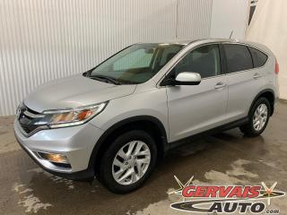 Used 2016 Honda CR-V SE Mags AWD Caméra Bluetooth Sièges Chauffants *Traction intégrale* for sale in Trois-Rivières, QC