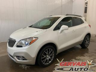 Used 2016 Buick Encore Sport Touring AWD Toit Ouvrant Mags Caméra *Traction intégrale* for sale in Trois-Rivières, QC