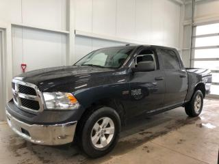 Used 2017 RAM 1500 CREWCAB 4X4,5'' BOITE for sale in St-Nicolas, QC