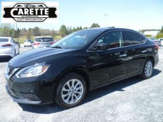 Used 2016 Nissan Sentra Sv gps-toit for sale in East broughton, QC