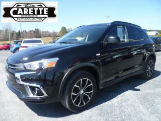 Used 2018 Mitsubishi RVR Limited awd for sale in East broughton, QC