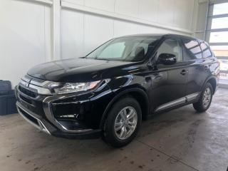 Used 2019 Mitsubishi Outlander ES AWC * CARPLAY * ANDROID * SIEGES CHAUFFANT * CAMERA DE RECUL * BLUETOOTH for sale in St-Nicolas, QC