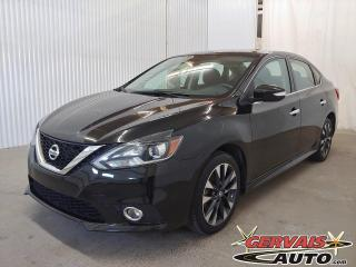 Used 2017 Nissan Sentra SR TURBO Caméra Bluetooth Mags *Transmission Automatique* for sale in Trois-Rivières, QC