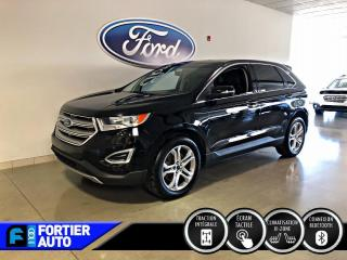 Used 2017 Ford Edge 4 portes Titanium, Traction intégrale for sale in Montréal, QC