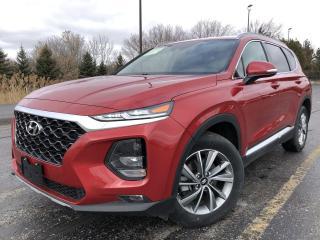Used 2019 Hyundai Santa Fe Preferred AWD for sale in Cayuga, ON