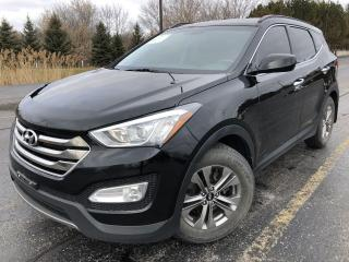 Used 2015 Hyundai SANTA FE SPORT 2WD for sale in Cayuga, ON