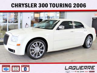 Used 2006 Chrysler 300 Touring  for sale in Victoriaville, QC