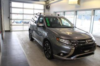 Used 2018 Mitsubishi Outlander Phev SE S-AWC for sale in Lévis, QC