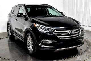 Used 2017 Hyundai Santa Fe LIMITED AWD 2.0T CUIR TOIT PANO NAV CAME for sale in Île-Perrot, QC