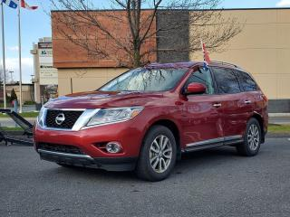 Used 2015 Nissan Pathfinder SL for sale in Drummondville, QC