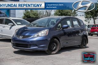 Used 2012 Honda Fit LX 5 PORTES**A/C, GROUPE ÉLECTRIQUE, DÉMARREUR** for sale in Repentigny, QC