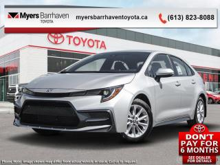 New 2020 Toyota Corolla SE  -  Sporty Styling -  Aerodynamics - $154 B/W for sale in Ottawa, ON