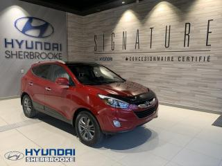 Used 2014 Hyundai Tucson GLS+AWD+CAMERA+TOIT PANO+ BANCS CHAUFF for sale in Sherbrooke, QC