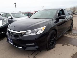 Used 2017 Honda Accord Sdn Sport for sale in Pickering, ON