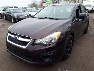 Used 2012 Subaru Impreza 2.0i w/Touring Pkg for sale in Pickering, ON