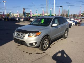Used 2010 Hyundai Santa Fe LIMITED-AWD-REMOR.-3500 Lbs-RECU TEL QUE SUR PHOTO for sale in Gatineau, QC