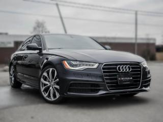 Used 2012 Audi A6 3.0T Premium Plus I S Line I Nav I Back up I Great condition for sale in Toronto, ON