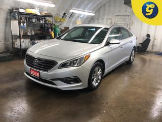 Used 2015 Hyundai Sonata SPORT/COMFORT mode * Reverse camera * Heated front seats * Climate control * Phone connect * Voice recognition * Hands free steering wheel controls * for sale in Cambridge, ON