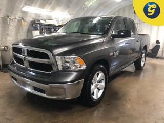 Used 2019 RAM 1500 Classic * SLT * Crew Cab * 5.7L HEMI * 4WD * 20 inch aluminum wheels * Tow hitch w/ 6 pin connect * Haul assist * Lockable tailgate * 8speed TorqueFl for sale in Cambridge, ON