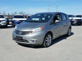Used 2014 Nissan Versa SL for sale in Orillia, ON