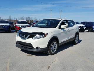 Used 2017 Nissan Qashqai SV for sale in Orillia, ON