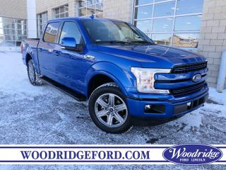 Used 2018 Ford F-150 Lariat ***PRICE REDUCED*** 5.0L, NAVIGATION, LEATHER, SUNROOF, SPORT, NO ACCIDENTS for sale in Calgary, AB