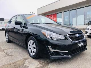 Used 2016 Subaru Impreza 5DR HB CVT 2.0I for sale in Lévis, QC