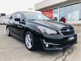 Used 2016 Subaru Impreza 4dr Sdn CVT 2.0i w-Sport Pkg for sale in Lévis, QC