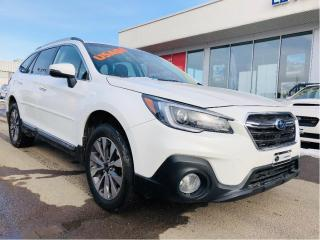Used 2018 Subaru Outback 3.6R Premier w-EyeSight Pkg,full,cuir,toit,gps for sale in Lévis, QC