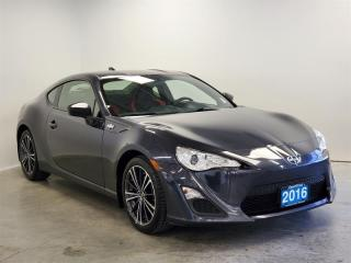Used 2016 Scion FR-S at *NO ACCIDENT* 1 Owner, Local - Toyota Certified for sale in Port Moody, BC