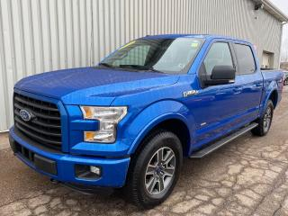 Used 2016 Ford F-150 XLT 4X4 SUPERCREW CAB STYLESIDE V6 | SUNROOF | BRAND NEW TIRES for sale in Charlottetown, PE