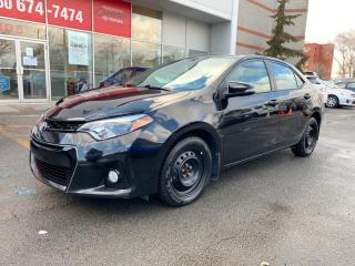 Used 2016 Toyota Corolla S for sale in Longueuil, QC