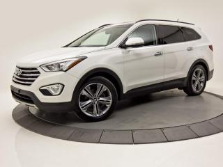 Used 2015 Hyundai Santa Fe XL AWD 4X4 LIMITED NAV CUIR TOIT PANO 6 PLACES for sale in Brossard, QC