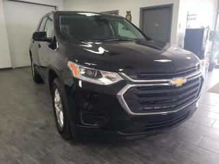 Used 2019 Chevrolet Traverse AWD LS 8 PASS CAMERA for sale in Châteauguay, QC